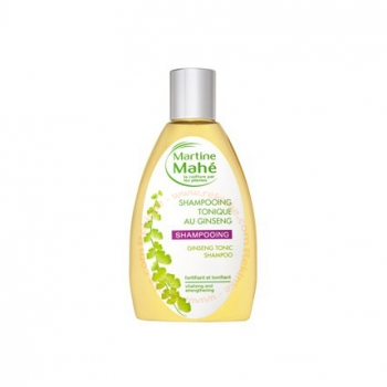Shampoing Tonique au Ginseng - Fortifiant & tonifiant - 200ml