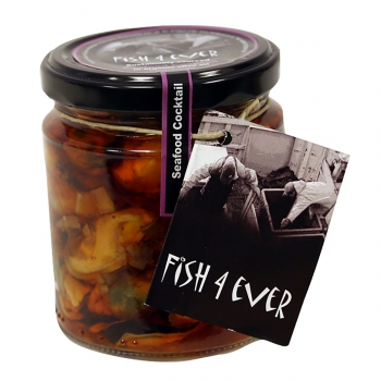 Cocktail de Fruits de Mer 220g - FISH4EVER
