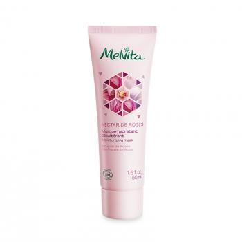 Nectar de Roses Masque Hydratant Désaltérant Bio - 50ml