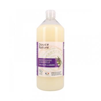 Savon Liquide de Marseille - A l'huile essentielle de lavandin - 1L