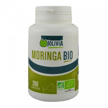 Moringa Bio - 200 comprimés de 400 mg