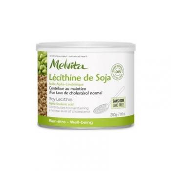 Lécithine de Soja - Maintient un taux de cholestérol normal - 200g