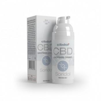 Soridol CBD Crème - 50ml - Cibdol