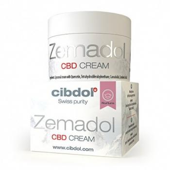 Zemadol CBD Crème - 50ml - Cibdol