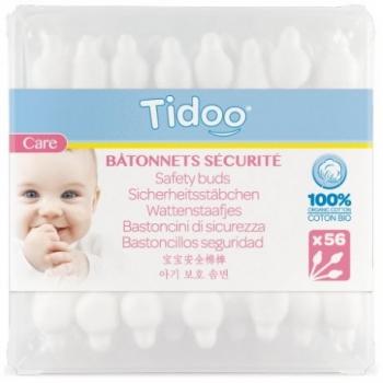 TIDOO Bâtonnets sécurité bébé bio