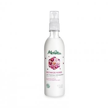 Nectar de Roses Lait Fraîcheur Démaquillant Bio - 200ml