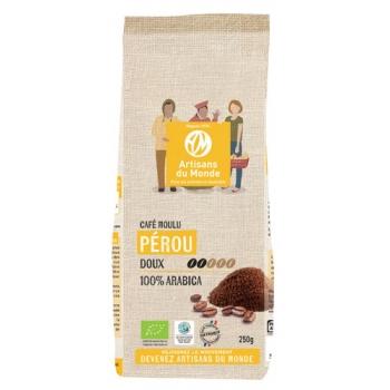 Café BIO moulu - 250gr - Pérou