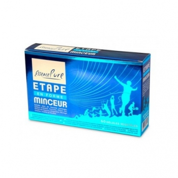 En Forme - Etape Minceur - 60 Gélules - Essence Pure