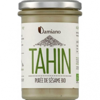 Tahin Purée de Sésame Bio - 275g - Damiano