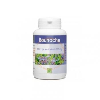 Huile de Bourrache - 200 capsules de 500mg