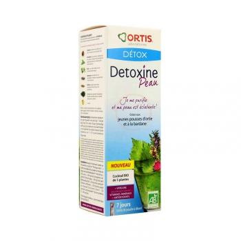 Détoxine Peau Bio - Contribue à une peau saine - 7 sticks de 12g