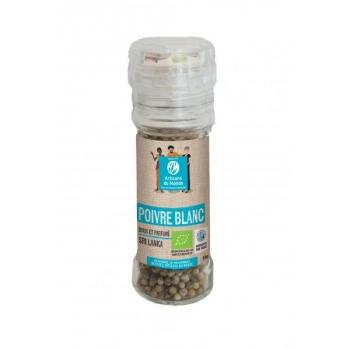 Poivre blanc Bio - 50g