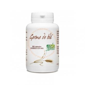 Germe de Blé - 200 capsules de 270 mg