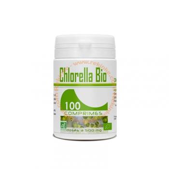 Chlorella Bio - 100 comprimés de 500mg