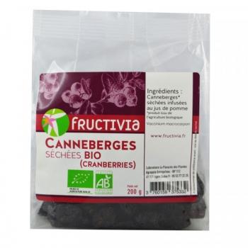 Cranberries séchées Bio - 200 g
