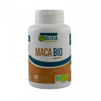 Maca Bio - 180 gélules végétales de 380 mg