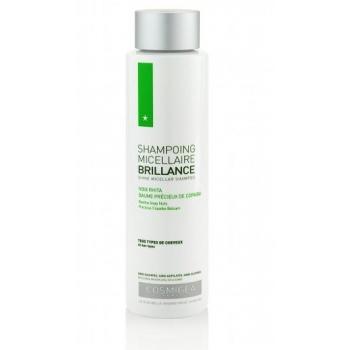 Shampoing micellaire brillance