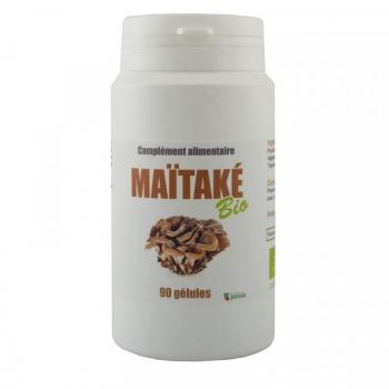 Maïtaké Bio - 90 gélules végétales de 230 mg