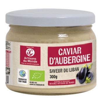 Caviar d'aubergine Bio - 300g