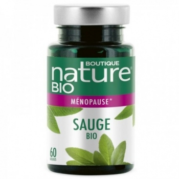 Sauge Bio - 180 Gélules - Boutique Nature