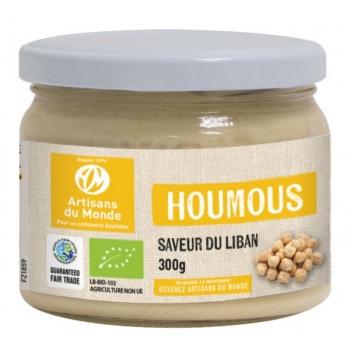 Houmous huile d'olive Bio - 300g