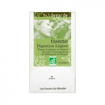 Tisane Bio Digestion Légère - Zeste d'orange cannelle - 20 sachets