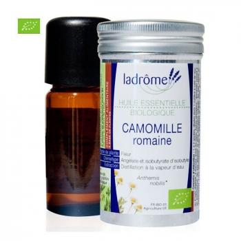 LADRÔME - Huile essentielle bio de Camomille romaine 5ml