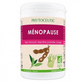 PHYTOCEUTIC  - Ménopause Bio - 80 comprimés