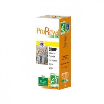 PHYTOCEUTIC  - Sirop Propolis Eucalyptus Bio Proroyal - 90ml