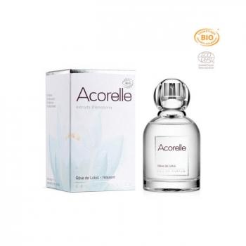 ACORELLE - Eau de Parfum bio Rêve de Lotus 50ml - Relaxante