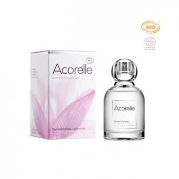 ACORELLE - Eau de Parfum bio Divine Orchidée 50ml - Anti-stress
