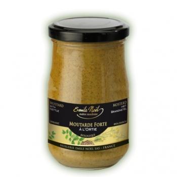 Moutarde Forte à l'Ortie Emile Noel, 200g