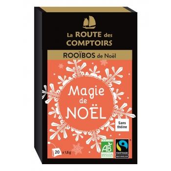 Rooïbos bio Magie de Noël - infusettes