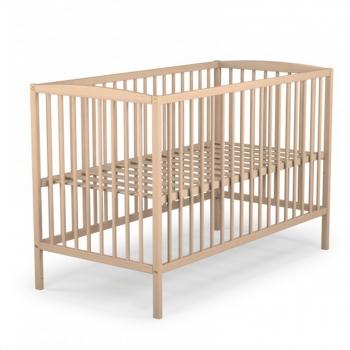 Lit bébé - 100% nature - 60*120 cm