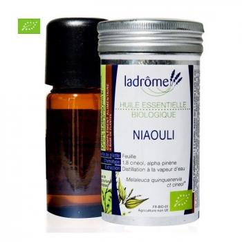 LADRÔME - Huile essentielle bio de Niaouli 10ml
