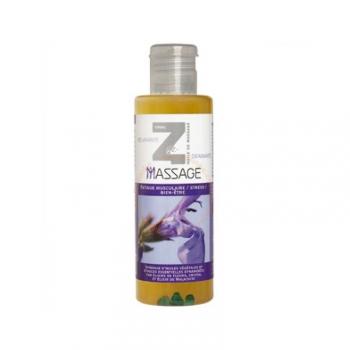 Huile Z-Massage Bio - Douleurs musculaires - 100ml