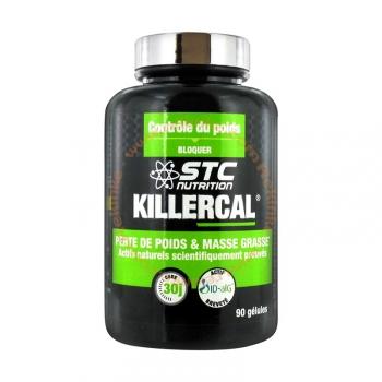 Killercal - Perte de poids - 90 gélules