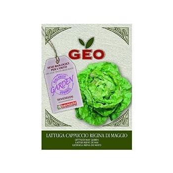Semences pour Laitue Reine de Mai Bio 4.5g - GEO