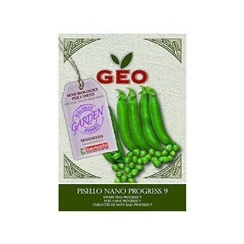 Semences pour Pois Nain Progress 9 Bio 30g - GEO