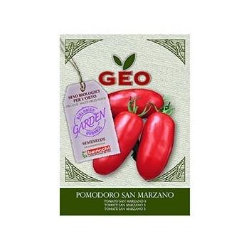 Semences pour Tomate San Marzano 3 Bio 1g - GEO