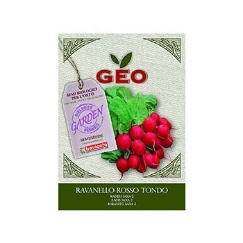Semences pour Radis Saxa 2 Bio 8g - GEO
