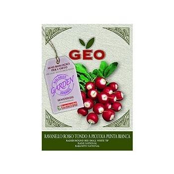 Semences pour Radis National Bio 8g - GEO