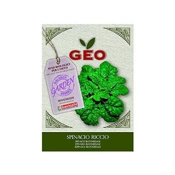 Semences pour Epinard Bloomsdale Bio 10g - GEO