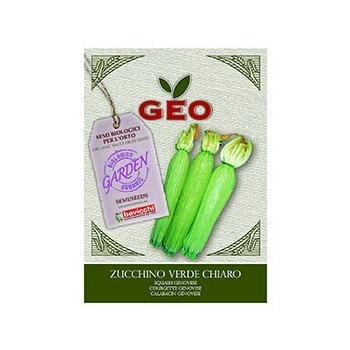 Semences pour Courgette Genovese Bio 7g - GEO