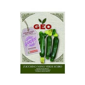 Semences pour Courgette verte de Milan Bio 7g - GEO