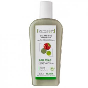 DERMACLAY - Shampoing Bio Capilargil Super Tonus 250ml