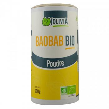 Baobab Bio poudre - 200 g