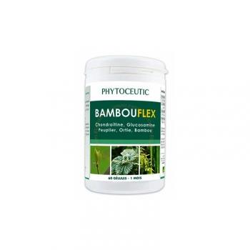 Bambouflex - Confort des articulations - 60 gélules