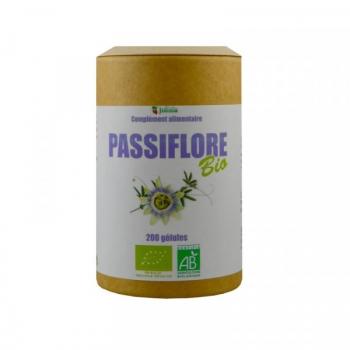Passiflore Bio - 200 gélules végétales de 230 mg