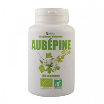 Aubépine Bio - 200 comprimés de 400 mg